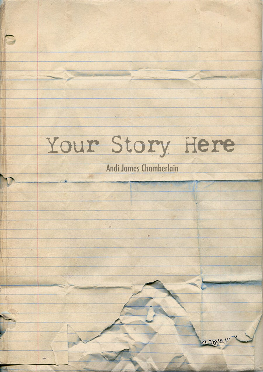 Image of YOUR STORY HERE