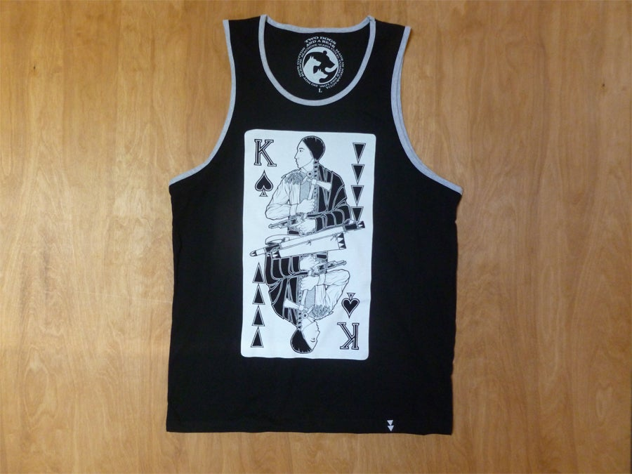 Image of Rebel Kings Tank- Limited Edition