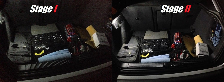 Image of Complete Interior LED Kit [Crisp White / Error Free] fits: Audi B8 B8.5 A5/S5/RS5