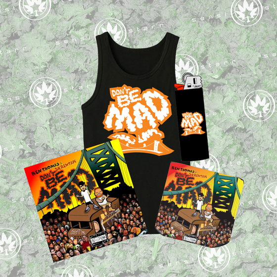 Image of Don't Be Mad Package 2