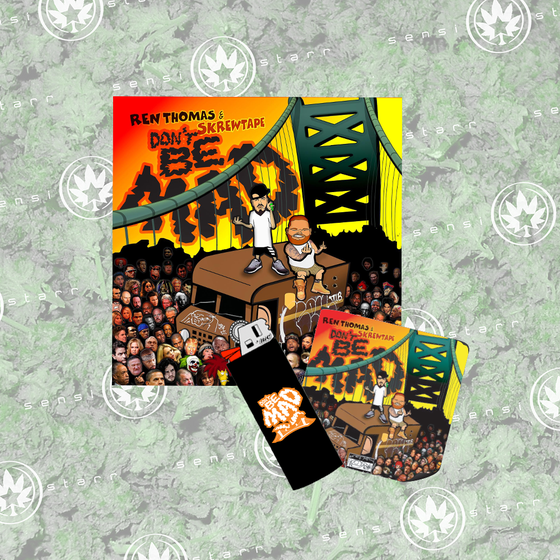 Image of Don't Be Mad Package 1