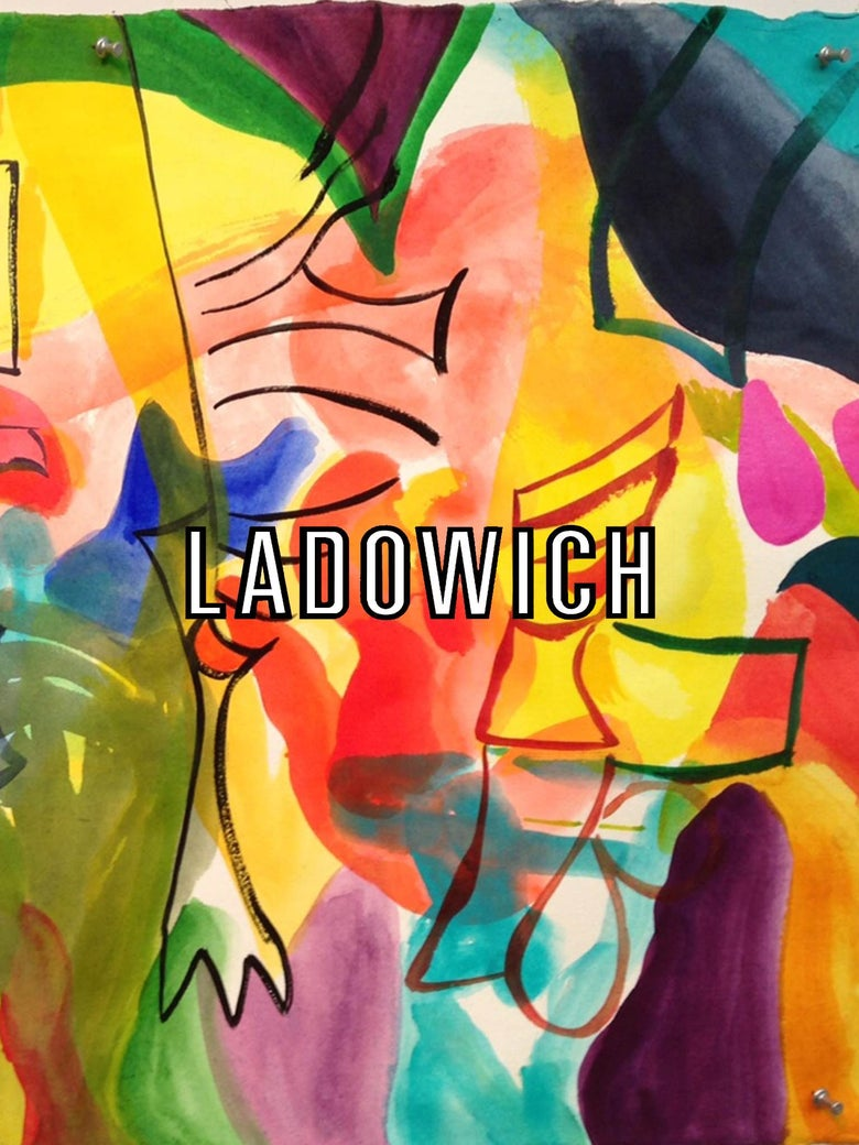 Image of Ladowich, Issue One - April 2015