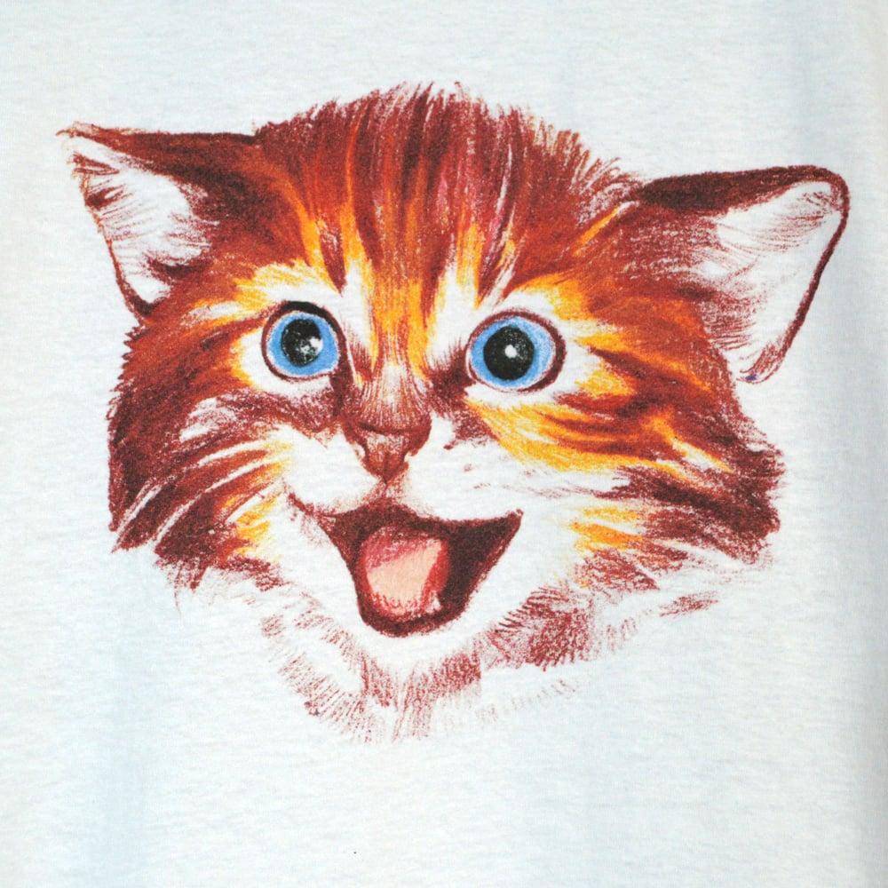 Image of The Happy Cat shirt - Aaron Martinez