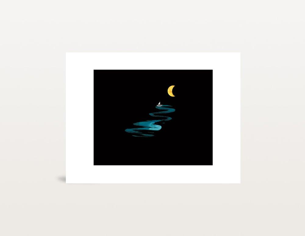 Image of Sailing Away