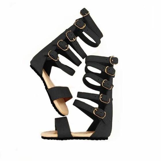 Image of Nahla sandal black
