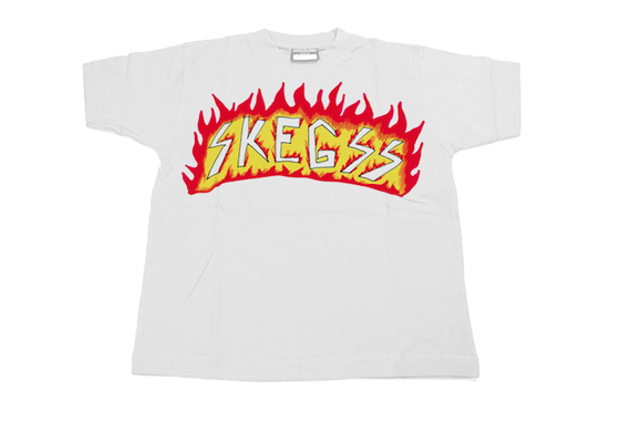 Image of SKEGSS FLAME T-SHIRT