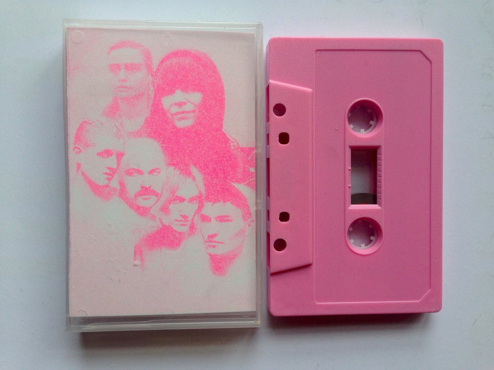 Image of NOT SORRY/HOLYSIX SPLIT CASSETTE