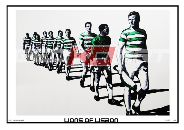Image of CELTIC FC EUROPEAN CUP WINNERS