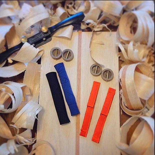 Image of DIY Handplane Kit - Blank