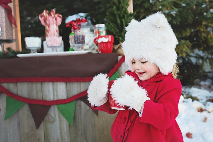 Image of Hot Cocoa Stand Mini Sessions