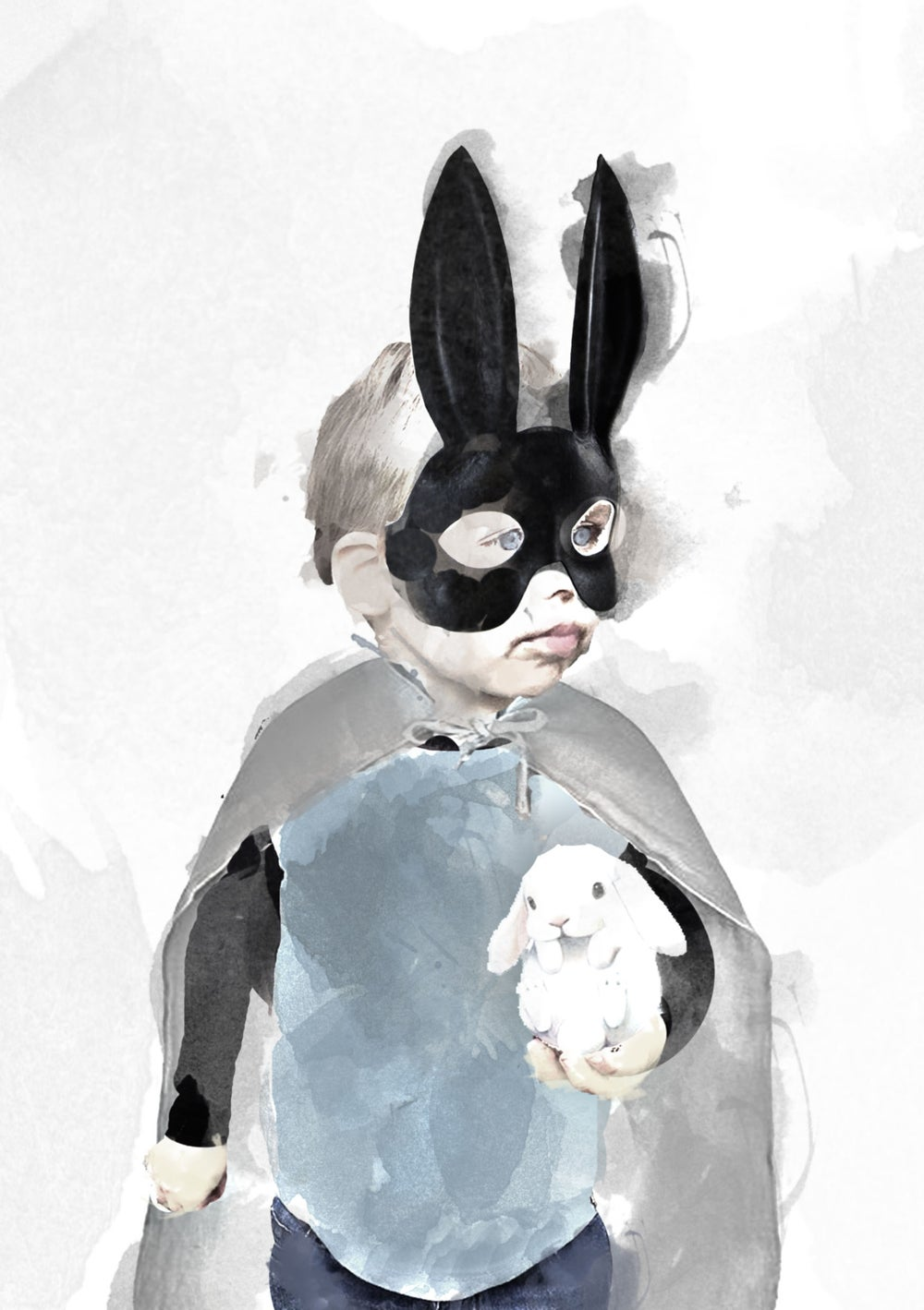 Image of Custom Digital Illustration Single