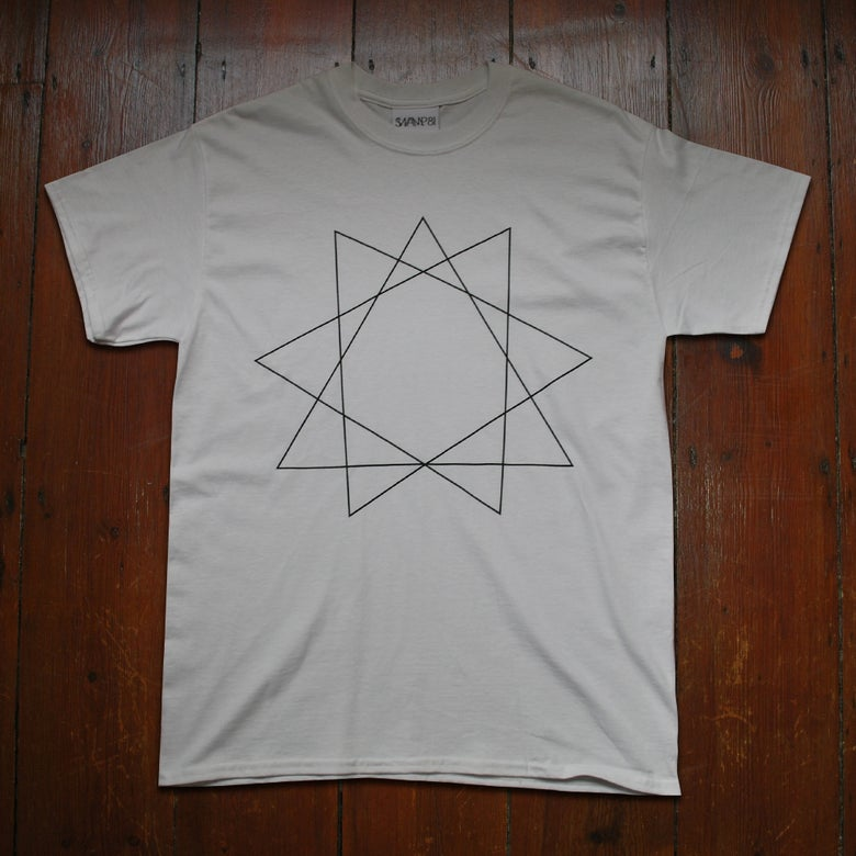 Image of NONOGRAM TEE WHITE