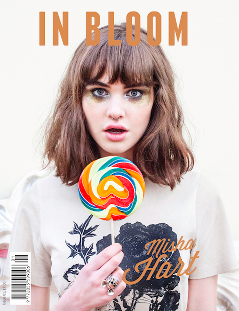 Image of Issue 1 Misha Hart