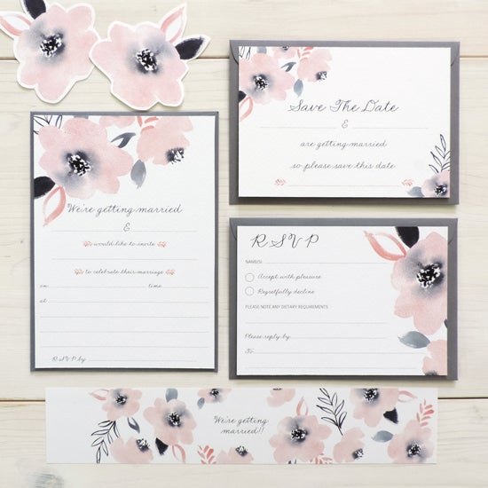 Image of Sweet Posey 'Write Your Own' Wedding Range