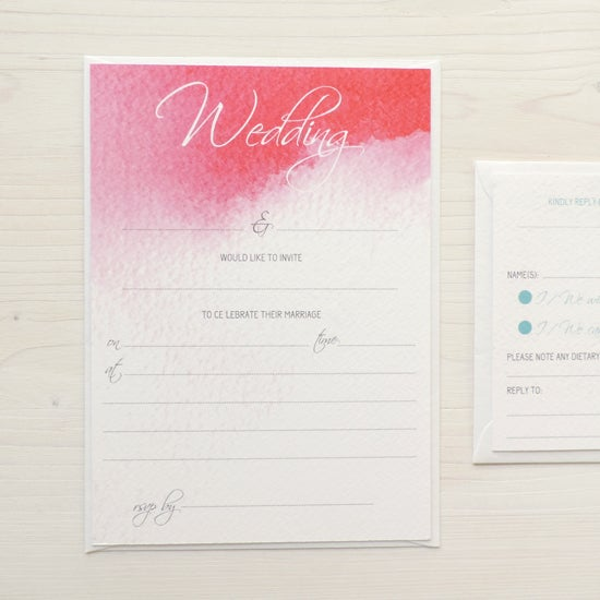 Image of Love Haze 'Write Your Own' Wedding Range