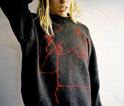 Image of Topless Jumper