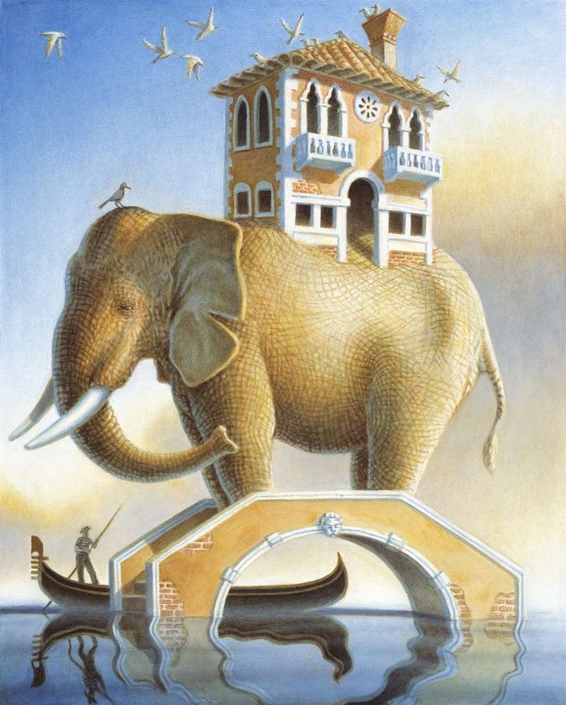 Image of Elephant Bridge