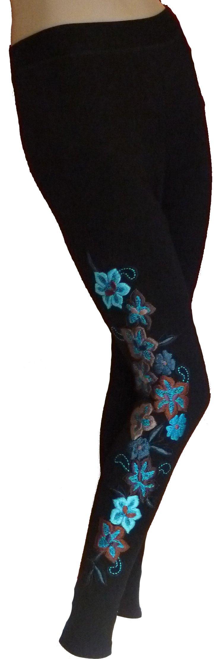 Black Turquoise FW3296