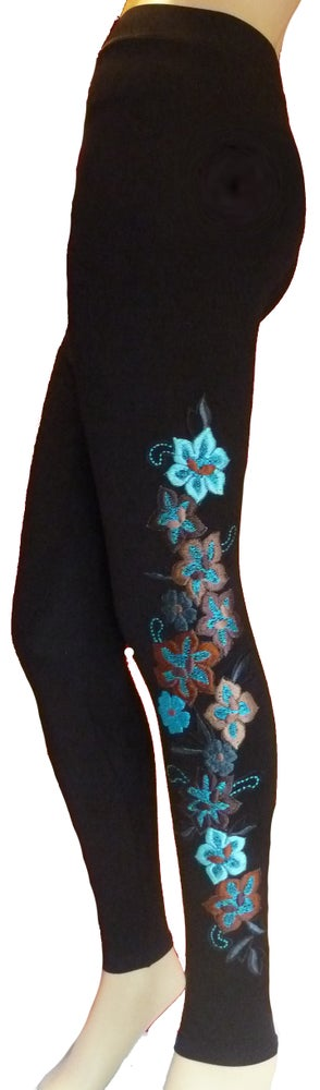 Image of Black Turquoise FW3296