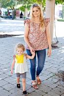 Image 2 of CALLIE + AVERY mommy&me bundle