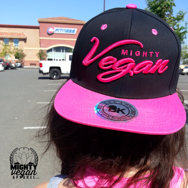 Image of MVA HOT PINK SNAPBACK