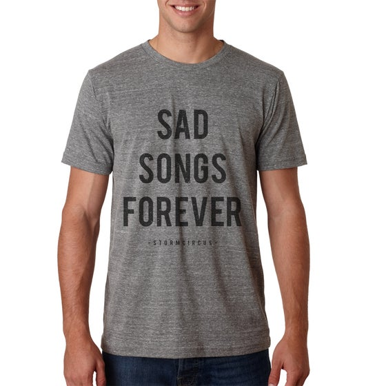 "Image of ""Sad Songs Forever"" Tee"