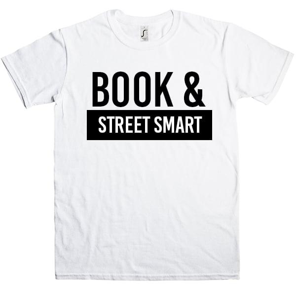 Book & street smart (Unisex) shirt