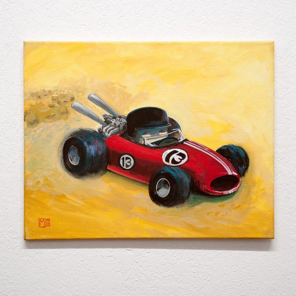 Image of Formula Won