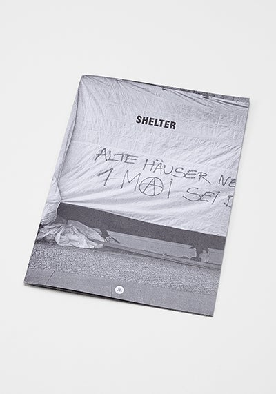 "Image of JB. Paper #01 — ""Shelter"""