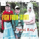 Image of FISH FROM TAHITI - Decal Baby. LP.
