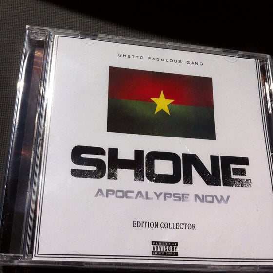 "Image of NEWZ! SHONE CD ""APOCALYPSE NOW"" Best Of"