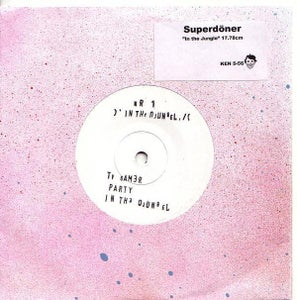 Image of SUPERDONEER - In The Jungle 7""
