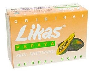 Image of Exfoliating Papaya Soap