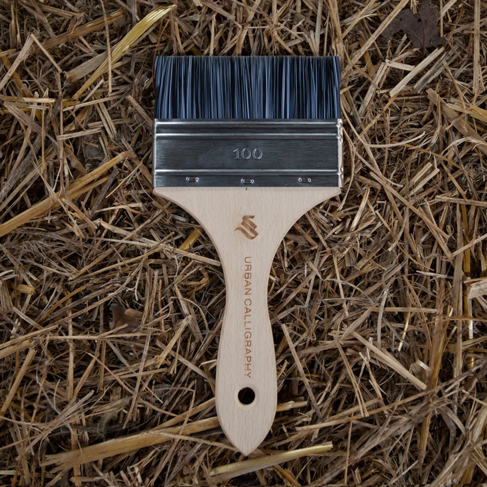 Image of The Brush Project size 10cm