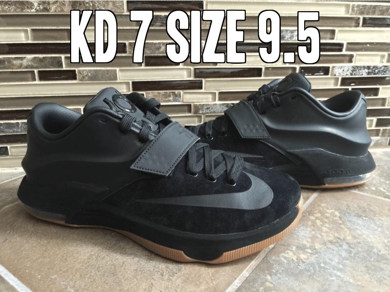 premium selection 345d3 9cfaf Nike KD 7 EXT QS