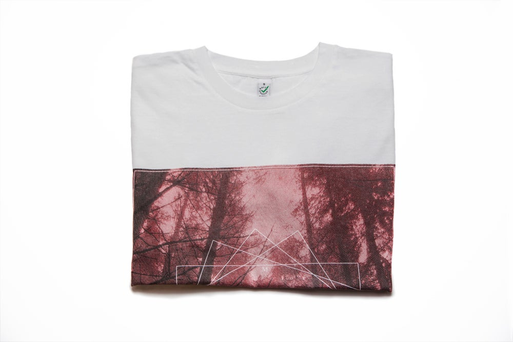 Image of 'Hex' Long T-shirt