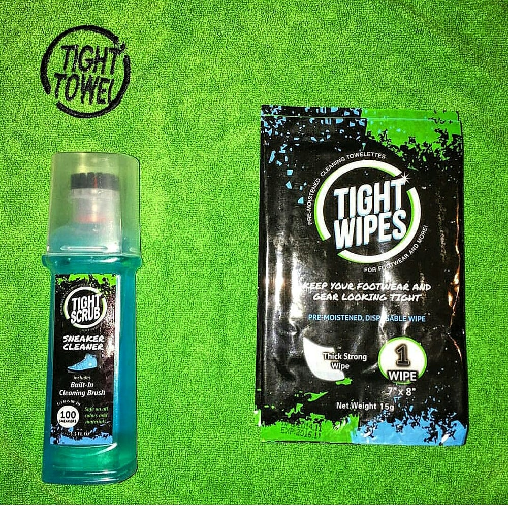 "Image of Exclusive ""TightWipes"" Cleaning Combo Kit"