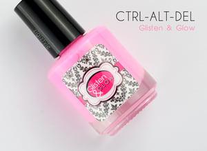Image of Glisten & Glow - CTRL-ALT-DEL Latex Barrier