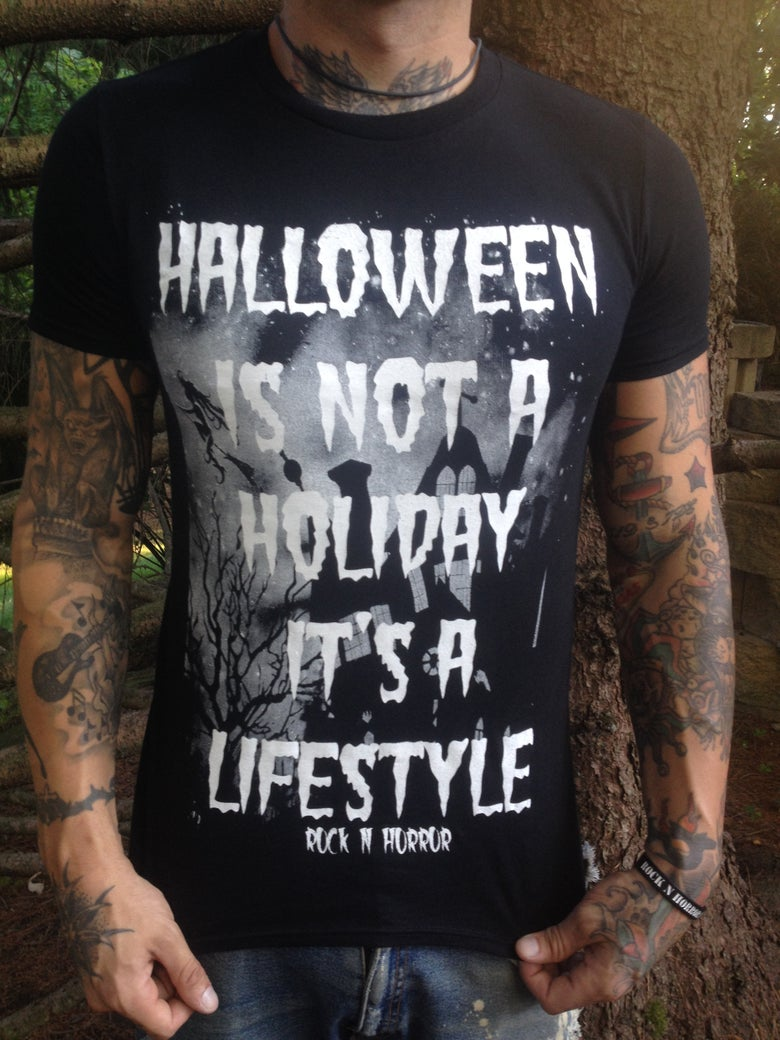 Image of Halloween Is A Lifestyle - Tee