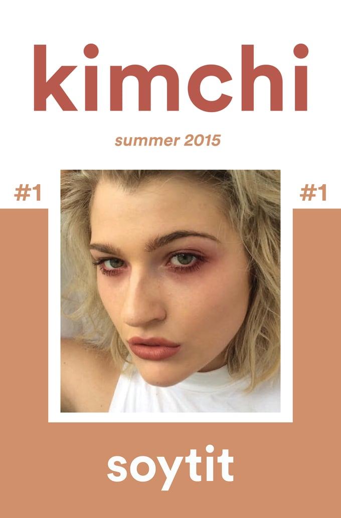 Image of Kimchi Issue 001