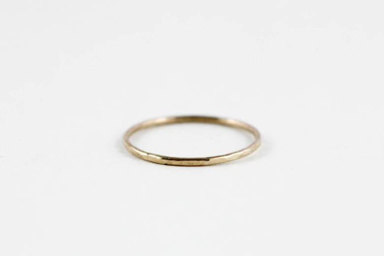 Image of THREADBARE RING