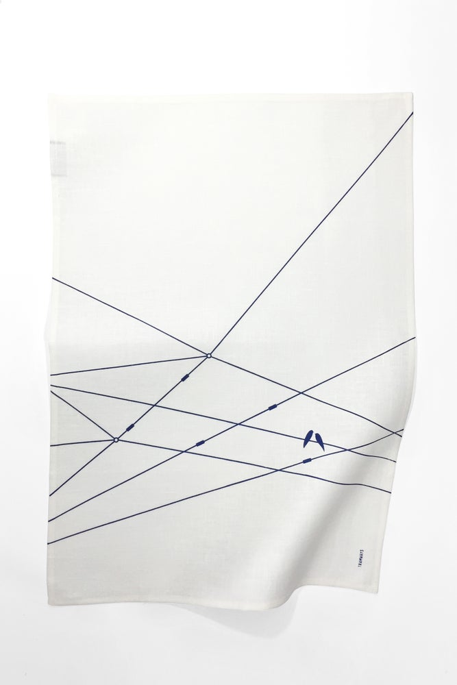 Image of Tramways - Tea Towel
