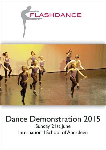 Image of Flashdance - Dance Demonstration 2015