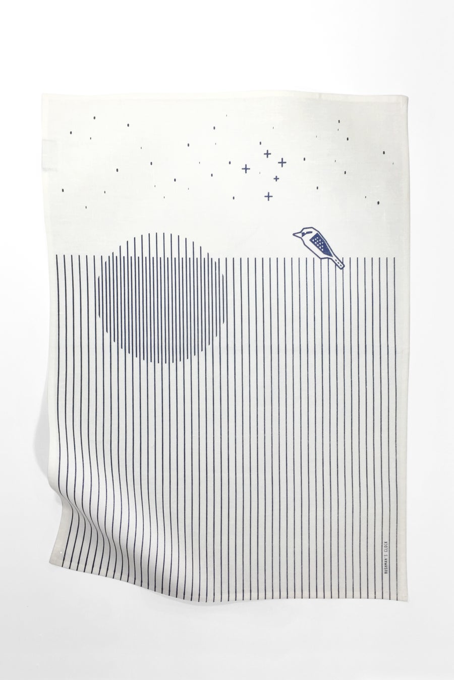 Image of Bushman's Clock - Tea Towel