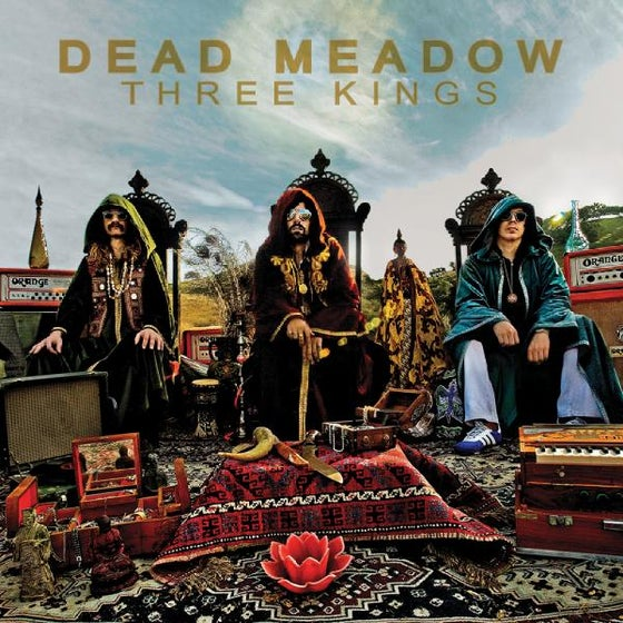 "Image of Dead Meadow - ""Three Kings"" CD-DVD dual pack"