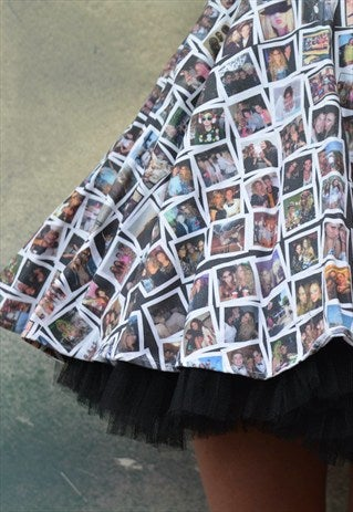 Image of Jacksons Fashion Personalized Memory Dress