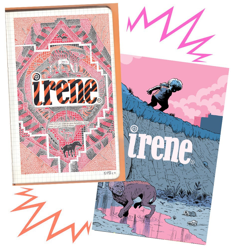 Image of Irene Combo Pack (5, 6)