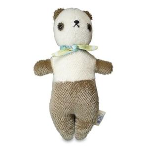 Image of Teddy Bär - weiss/beige