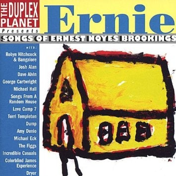 Image of Duplex Planet: Songs of Ernest Noyse Brookings CD