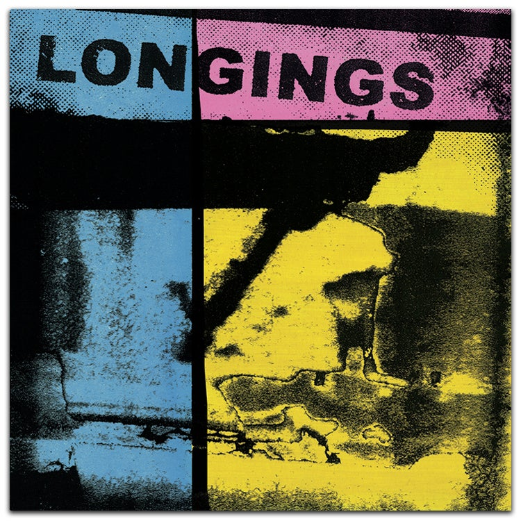 Image of Longings - S/T LP